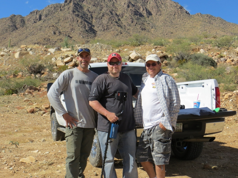 Rob Allison's site dedicated to gold prospecting, gold